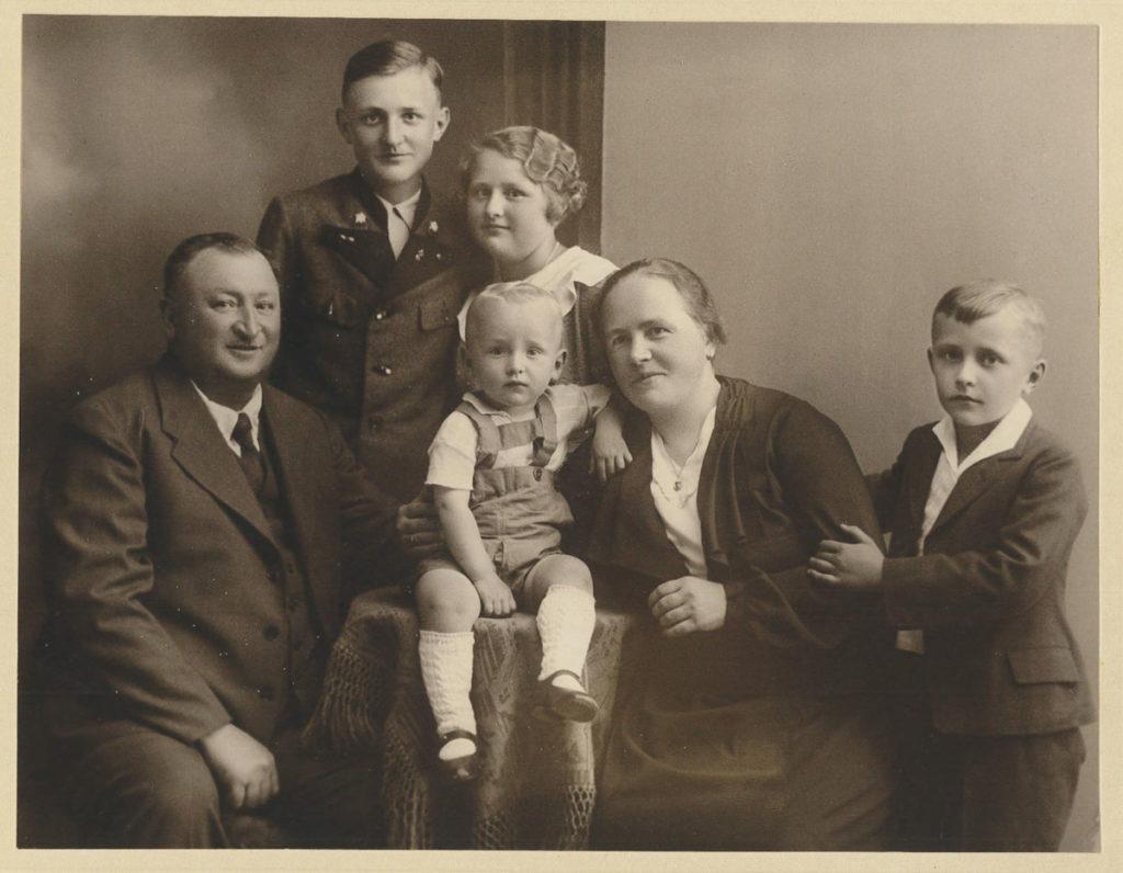 Holubovsky Familie